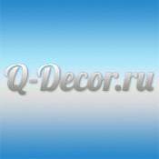 Мойки из камня Q-DECOR (Россия)