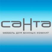 Мебель для ванных комнат САНТА (Россия)