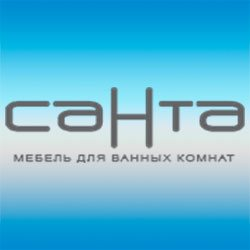 Мебель для ванных комнат САНТА (Россия) (164)