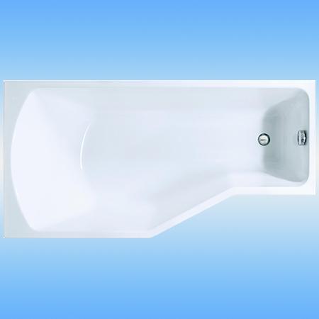 Ванна акриловая 1 МАРКА DOLCE VITA 1800х800х750 в комплекте с каркасом