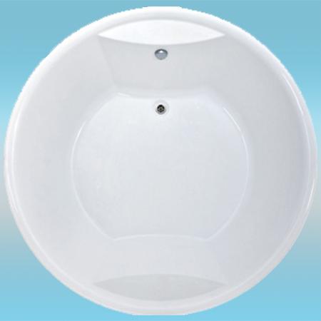 Ванна акриловая 1 МАРКА OMEGA 1800х1800х730 в комплекте с каркасом