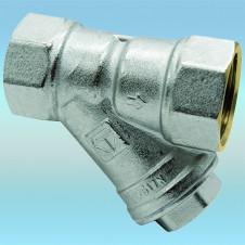 Фильтр механической очистки косой 500мкм вн-вн, никель ø 1/2 HLV