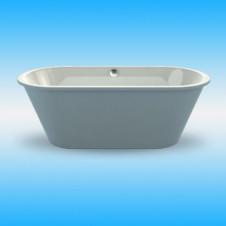 Ванна мраморная ESSE CRETA свободностоящая 1670х710х610