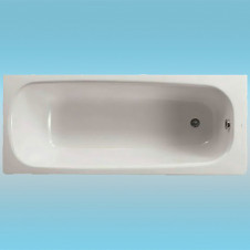 Ванна чугунная ROCA CONTINENTAL 1200х700 без п/ск.покр., без ручек
