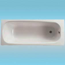 Ванна чугунная ROCA CONTINENTAL 1600х700 без п/ск.покр., без ручек