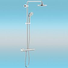 Душевая стойка GROHE EUPHORIA термостат, верхний и ручной душ