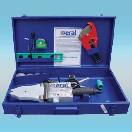 Аппарат сварочный для полипропилена ERAL CLASSIC 1500Вт (ER-02 20-40)