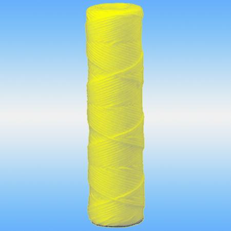Элемент фильтрующий ЭФГ PP-10 (для х/в 10 мкм) для умягчения воды, намоточный, желтая нить