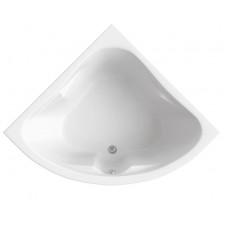 Ванна акриловая BAS ИМПЕРИАЛ+ 1500х1500x540 в комплекте с каркасом