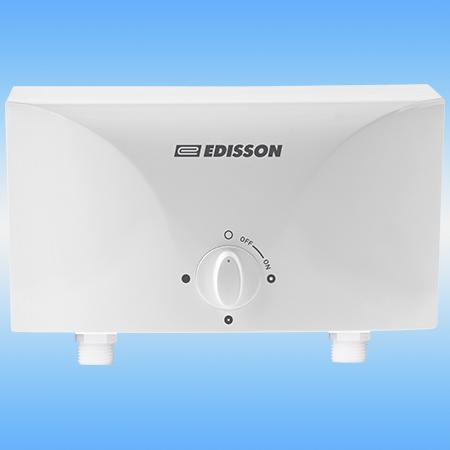 Водонагреватель электрический, проточный EDISSON VIVA 5500