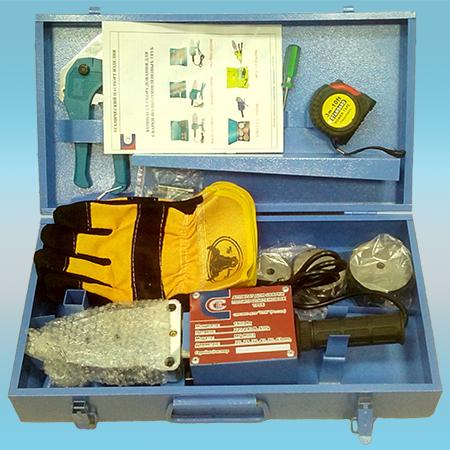 Аппарат сварочный для полипропилена СТК 1500 Вт PP-R (20-63)