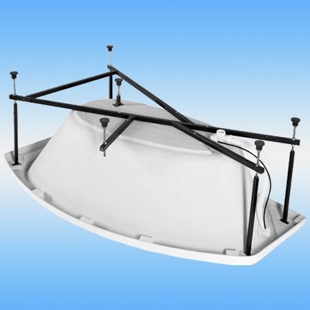 Каркас к акриловой ванне AQUANET Jersey 1700x900