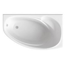 Ванна акриловая BAS КСАТИВА 1430х1430x500 в комплекте с каркасом