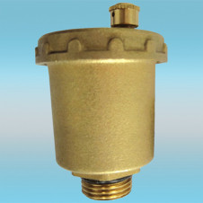 Воздухоотводчик для радиатора ø 1/2 (кран Маевского) автоматический СТК