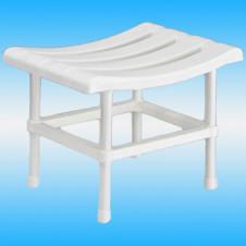 Сиденье для ванны EURO STYLE стульчик, белое
