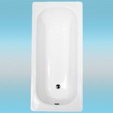 Ванна стальная ANTIKA 1700x700 в комплекте с ножками