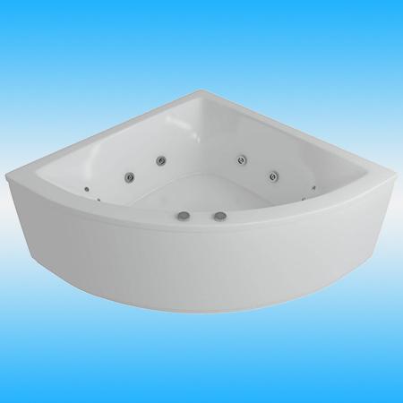 Экран фронтальный для акриловой ванны AQUATEK ЮПИТЕР 1500х1500 белый