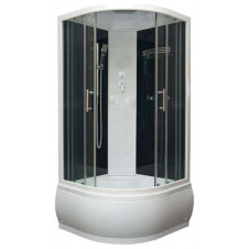 Душевая кабина BAS КОРСА ЭКО поддон высокий 900x900х2250