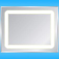 Зеркало люкс GLASSIKO GRAZIA 900x700х27 с подсветкой, подогревом и сенсором