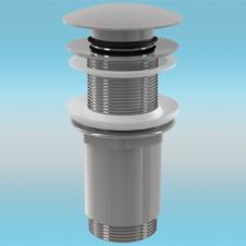 Выпуск для сифона ALCAPLAST Click-Clack A395 ø 5/4 цельнометаллический, круглый