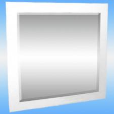Зеркало СТК ЛИЯ 450х450 белый