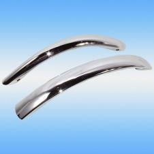 Комплект ручек ROCA PRINCESS N для стальных ванн, хром