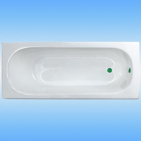 Ванна чугунная PUCSHO HYDRA 1800х850x450 белый