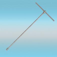 Ключ для монтажа алюминевых и биметаллических радиаторов