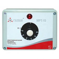 Электромеханический регулятор температуры ГАЛАН МРТ-15