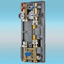 Насосный модуль VALTEC с байпасом и 3-ходовым клапаном  для систем VARIMIX ø 1 1/4 - 3W-KV4