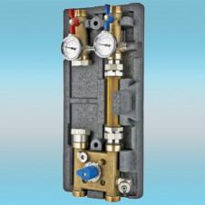 Насосный модуль VALTEC с байпасом и 4-ходовым клапаном  для систем VARIMIX ø 1 1/4 - 4W-KV4