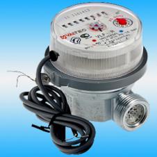 Счетчик воды VALTEC VLF-R-IL универсальный, импульсный ø 1/2 без монтажного комплекта