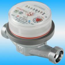 Счетчик воды VALTEC VLF-15U-L универсальный ø 1/2 без монтажного комплекта