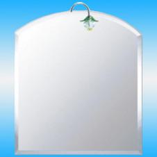 Зеркало FRAP F615 арочное 600x450