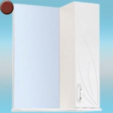 Зеркало-шкаф СТК ВЕСНА правый 570х717х230 вишня, без подсветки