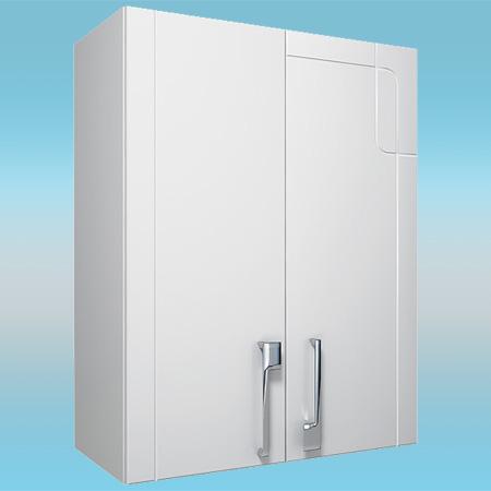 Шкаф навесной TRITON ДИАНА-60 2 двери, белый