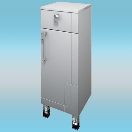 Тумба напольная TRITON ДИАНА-30 1 ящик, 1 дверь, белая, правая