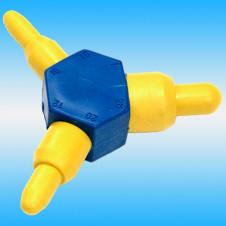 Калибратор для металлопластиковой трубы ø 16-20-26-32 стандарт
