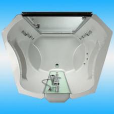 Паровая кабина RIHO Verona Tech2 1390x1120x234