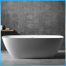 Ванна из искусственного камня NT202 Bergamo 1700х720х560, в комплекте с сифоном