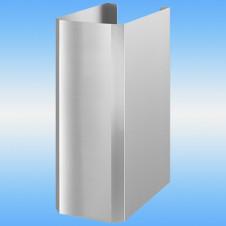 Пьедестал настенный DELABIE FRAJU поверхность полированная/сатин 275х160х400