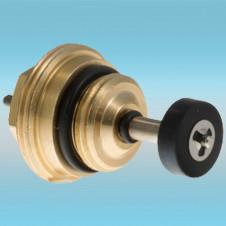 Клапан запорный VALTEC для коллекторных блоков