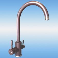 Смеситель для ванны LEMARK BASIS LM3601C с плоским изливом 350 мм