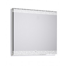 Зеркало ALAVANN DELVETO 75 с подсветкой 750х600х30