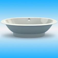 Ванна мраморная ESSE CUBA свободностоящая 2027х1095х570
