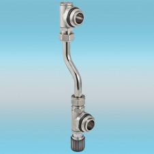 Байпас тупиковый VALTEC с перепускным клапаном 200 мм