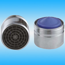 Аэратор для смесителя с наружной резьбой ø 24, металлический, хром