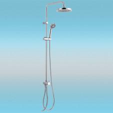 Душевая стойка LEDEME L2400 со смесителем и тропическим душем