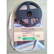 Светодиодная лента GLANZEN BRG-0005-20 (5м) зеленый