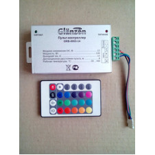 Пульт-контроллер GLANZEN ORB-0003-14 144W
